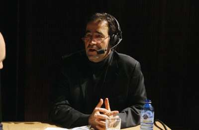 Gabriel Menéndez Torrellas. Entrevista de RNE