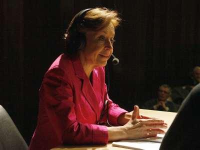 Ana Guijarro. Entrevista de RNE