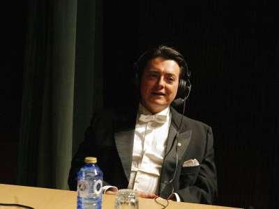 Brenno Ambrosini. Entrevista de RNE