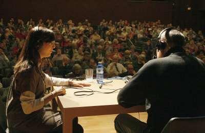 Juan Manuel Viana Ollorqui y Elena Torres. Entrevista de RNE