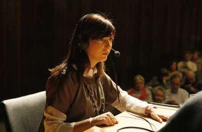 Elena Torres. Entrevista de RNE