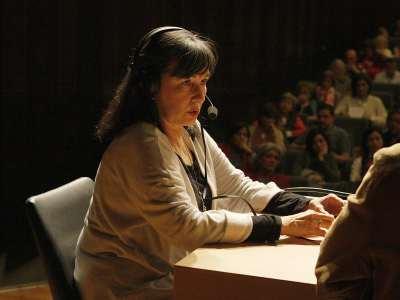 Pilar González. Entrevista de RNE