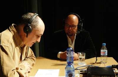 Juan Manuel Viana Ollorqui y Indalecio Bonet. Entrevista de RNE