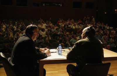 Juan Manuel Viana Ollorqui y Manuel García Roig. Entrevista de RNE