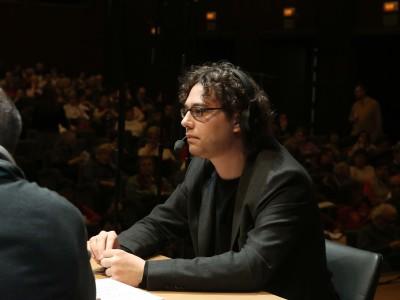 Jesús Navarro. Entrevista de RNE