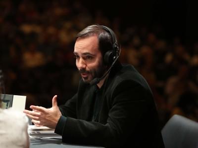 Rubén Fernández Aguirre. Entrevista de RNE