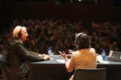 Laura Prieto y Albert Boadella. Entrevista de RNE