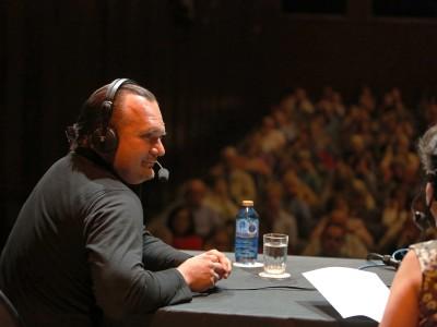 José de Eusebio. Entrevista de RNE
