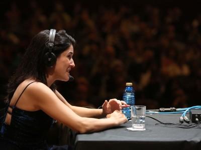 Helena Poggio. En entrevistas de RNE