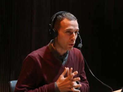 Fernando Delgado. Entrevista de RNE