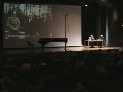Juan Manuel Viana Ollorqui y Francisco Gracia Soria. Entrevista de RNE
