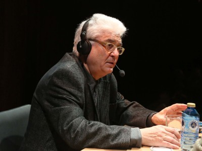 Francisco Gracia Soria. Entrevista de RNE