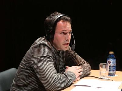 David Cortés Santamarta. Entrevista de RNE