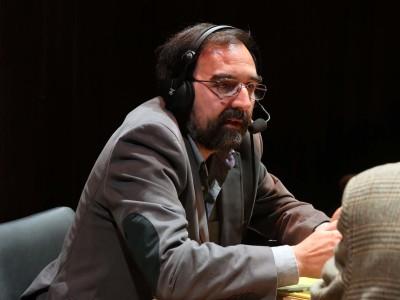 Carlos Fortea. Entrevista de RNE