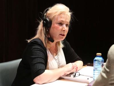 Marta Cureses de la Vega. Entrevista de RNE