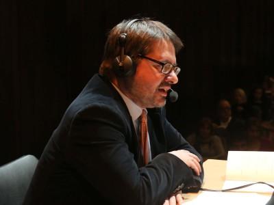Álvaro Torrente. Entrevista de RNE