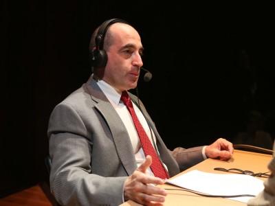 José Luis Sancho. Entrevista de RNE