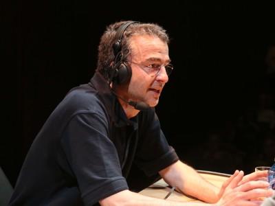 Luis Gago. Entrevista de RNE