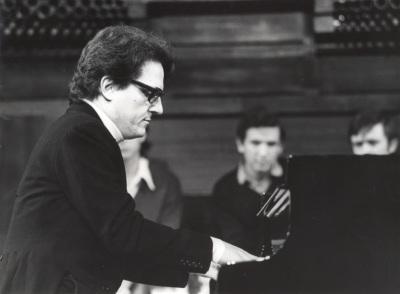 Joan Moll. Concierto Cuatro pianistas españoles