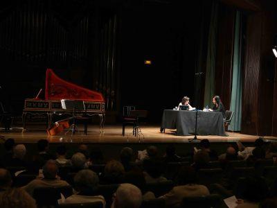 Laura Prieto y Pilar Ramos. Entrevista de RNE