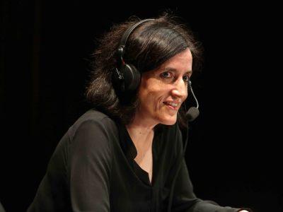 Pilar Ramos. Entrevista de RNE