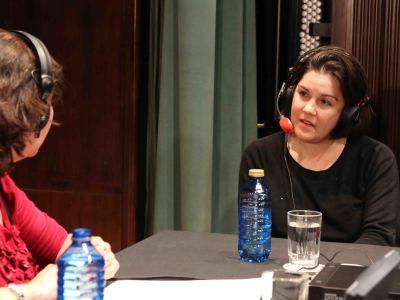 Amaya Bozal. Entrevista de RNE