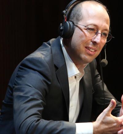Alberto Rosado. Entrevista de RNE