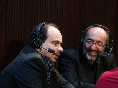 Claudio Martínez Mehner y Kennedy Moretti. Entrevista de RNE