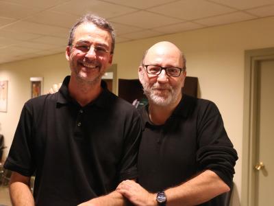 Rafael Banús y Luis Gago. Entrevista de RNE El mundo de la canción alemana - El universo musical de Thomas Mann