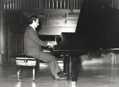 Julián López Gimeno. Recital de piano