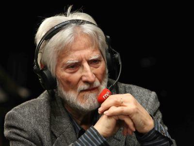 Miguel Sáenz. En entrevistas de RNE
