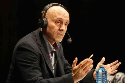 Carlos Duque. Entrevista de RNE