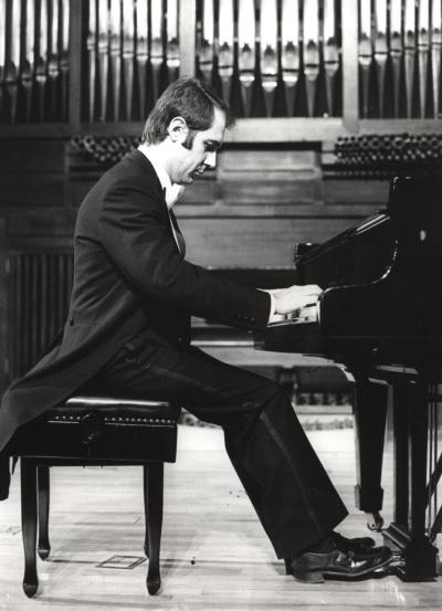 Miguel Baró. Recital de piano