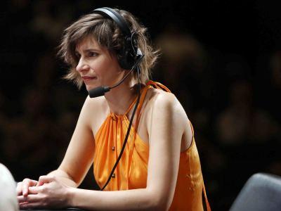 Marisa Martins. Entrevista de RNE