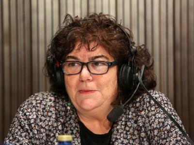 Cristina Bordas. Entrevista de RNE