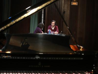 Laura Prieto y Juan Lucas. Entrevista de RNE