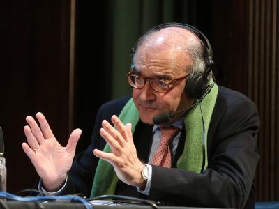 Benigno Pendás. Entrevista de RNE
