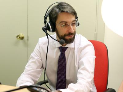 Antonio Montaño. Entrevista de RNE