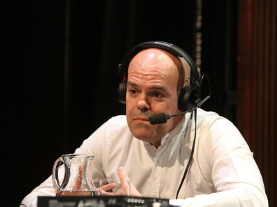 Jorge Robaina. Entrevista de RNE