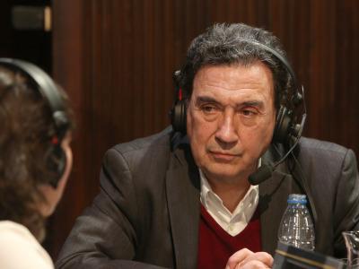 Santiago Martín Bermúdez. Entrevista de RNE