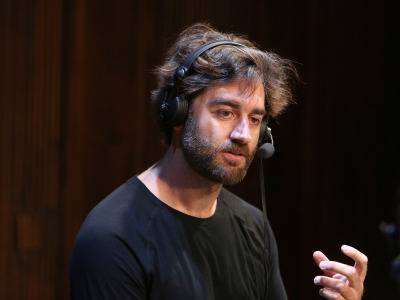 Antonio Simón. Entrevista de RNE