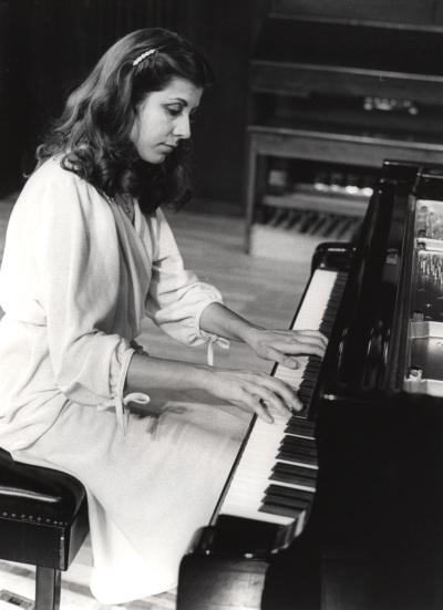 Carmen Deleito. Recital de piano