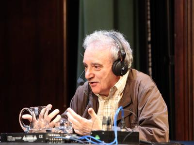 Manuel Longares. Entrevista de RNE