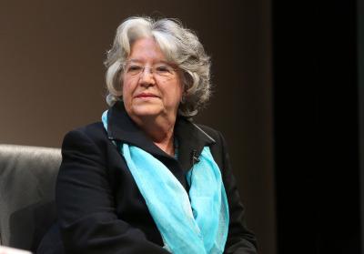 María-Ángeles Durán. En conferencia sobre Envejecimiento