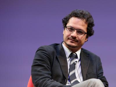 José Ignacio Torreblanca Payá. En conferencia sobre Europa, presente y futuro