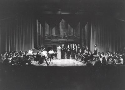 Pro Música Antiqua de Madrid. Concierto IV Centenario de Camoens