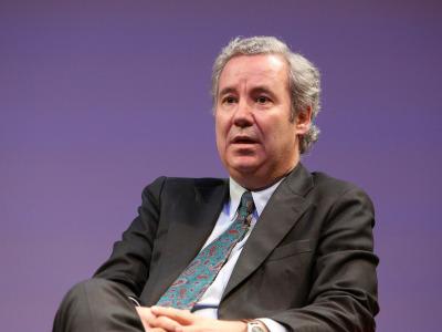 José María de Areilza. En conferencia sobre Europa, presente y futuro
