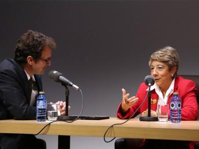 Araceli Mangas y Íñigo Alfonso. Memorias de la Fundación