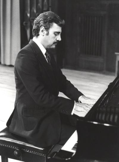 Joaquín Parra. Recitales para Jóvenes