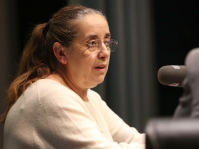 Manuela Mena en Memorias de la Fundación